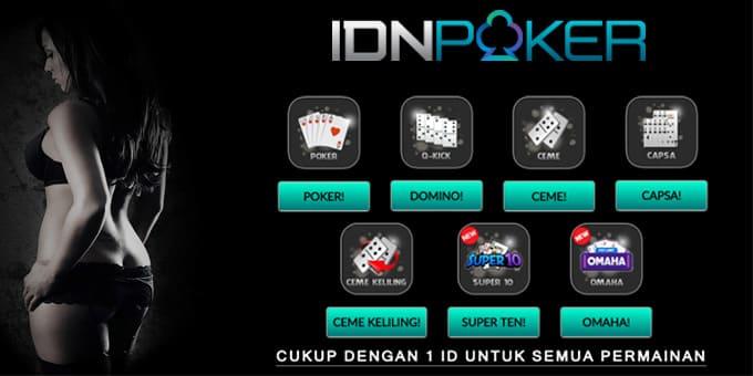 Nikmati Keseruan Permainan Live Poker Di IDN Poker
